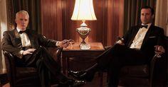 Sterling and Draper   Season 6