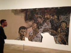 Leon Golub, 'Vietnam II', Tate Modern, London
