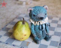 CUSTOM ORDER for Sayuri Artist teddy bear OOAK от mishafromrussia