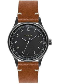 TSOVET JPT-PW36 Black/Brown