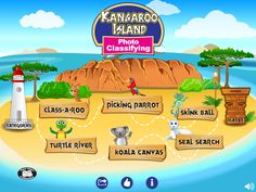 Kangaroo Island Photo Classifying {app review}  - Pinned by @PediaStaff – Please Visit ht.ly/63sNtfor all our pediatric therapy pins