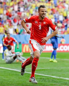 Haris Seferovic - Real Sociedad (Spagna)