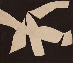 René Roche (1932-1992)  Composition, circa 1976  Collage de moquette sur panneau  121 x 141 cm.
