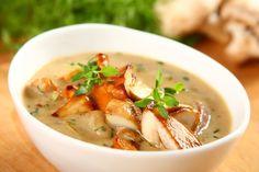 Przepis na Grzybowa potrawka Thai Red Curry, Ethnic Recipes, Food, Essen, Meals, Yemek, Eten