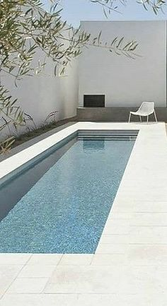 21 Best Swimming Pool Designs [Beautiful, Cool, and Modern] - Begin intending &. - 21 Best Swimming Pool Designs [Beautiful, Cool, and Modern] – Begin intending & researching rega - Small Swimming Pools, Small Backyard Pools, Backyard Pool Designs, Small Pools, Swimming Pools Backyard, Swimming Pool Designs, Backyard Fences, Backyard Landscaping, Lap Pools