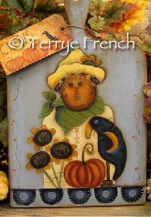 Signs of Fall  by Terrye French E-Pattern di PaintingWithFriends