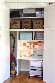 simply organized: Making The Most of Small Spaces