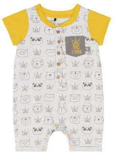 Vintage Shepherd Dog Organic One-Piece Bodysuits Coverall Outfits Unisex Baby Romper Jumpsuit
