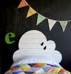 Cabeceiras diferentes para cama dos filhos - Dicas pra Mamãe