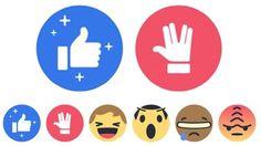Facebook célèbre le cinquantième anniversaire de Star Trek avec des boutons…