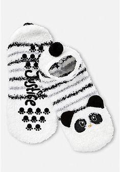 Justice For Girls Panda Faux Fur Journal Diary Tween Brands