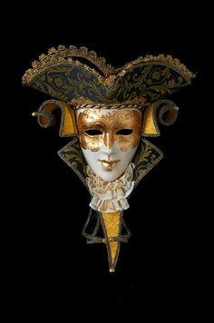 Masque Vénitien | Casanova avec Dentelle