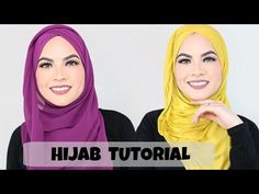 HIJAB STYLE FOR WORK AND SCHOOL 2017 - YouTube