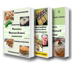 kit ebook com 3 livros digitais