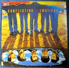 SPLIT ENZ Conflicting Emotions Lp 1983 by TotallyAwesomeVinyl