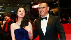 """Berlinale Premiere """"Gone with the Bullets Jiang Wen Roter Teppich"""