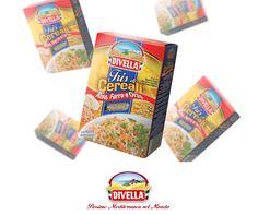 Dall'unione di tre cereali selezionati e mixati, come Riso, Farro e Orzo, nasce un prodotto ideale per realizzare saporite insalate.  Scopri il prodotto qui: goo.gl/9WLUfH