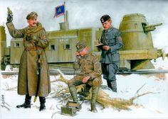 Czech Legion in Russia Russian Civil War