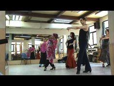 """La Tati """"Bambera"""" Curso intensivo de Flamenco - YouTube"""