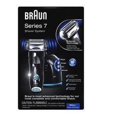 Braun Series 7-760cc Electric Shaver - ReviewMyShaver.com -