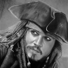 Jack Sparrow Savvy?? - A drawing by True-Tears