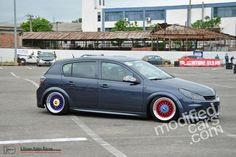 Modified Opel Astra H 2007 Pictures