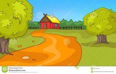 paisagens em desenho de campo - Pesquisa Google