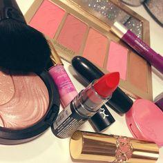 .@glamorousgurly18 | Dazzle Me Darling #makeup #cosmetics #makeupjunkie #maccosmetics #nyx #lipsti... | Webstagram