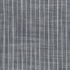 Robert Kaufman House Designer - Railroad Denim - Slub Denim Stripe in Denim