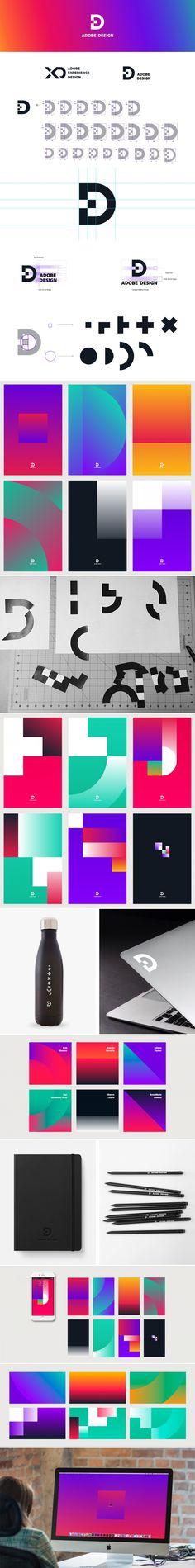 Adobe Design Rebrand