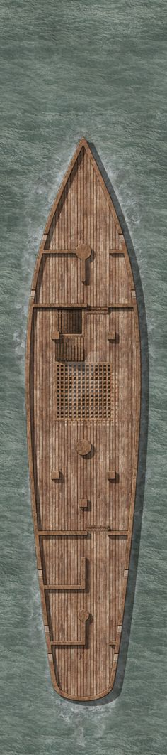 Galleon Small 3 Below Deck by Madcowchef