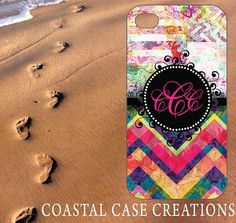 Apple iPhone 4 4G 4S 5G Hard Plastic or by CoastalCaseCreations, $21.99