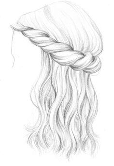 strand twisted hair