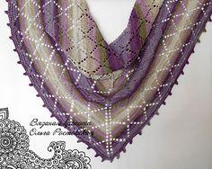Baktus Romby pattern by Olga Rostovskaya