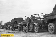 Defence Force, Luftwaffe, Hungary, Military Vehicles, Soldiers, Ww2, Monster Trucks, Army, War