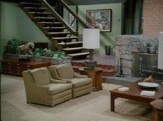 Brady bunch house interior layout