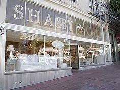 Shabby Chic :: Shopping and Dining Guide for Fillmore Street :: San Francisco :: WorldTravelShop