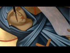 εικονα ΠΑΝΑΓΙΑ 16(ΠΡ.γλυκασμος. La Carnación del Icono