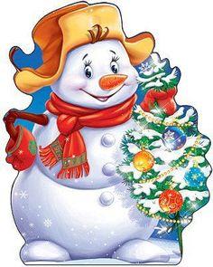 Снеговик: