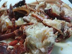 Bogavante frito 65.00 € Restaurante D´Berto Grove (O) (Pontevedra) Reserva online para comer bogavante. EligeTuPlato.es