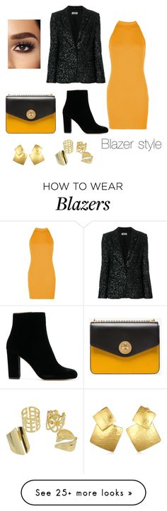 """""""Untitled #27"""" by laura9103 on Polyvore featuring Zadig & Voltaire, Boohoo, Bally and Oscar de la Renta"""