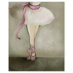 Maybe for a little girls room one day. Kids Canvas Art, Canvas Crafts, Library Drawing, Ballet Poses, Cute Paintings, Pallet Art, Performing Arts, Paint Party, Ballerinas