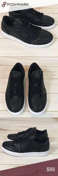 54ee4d5867e Nike Air Jordan 1 Retro Low NS Black Size 8 Nike Air Jordan 1 Retro Low