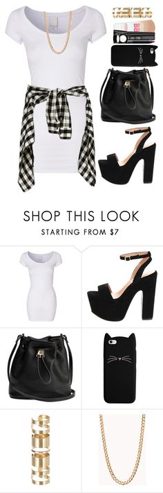 """""""Untitled #274"""" by eduardafrancisca69 ❤ liked on Polyvore featuring VILA, Steve Madden, Atmos&Here and Forever 21"""