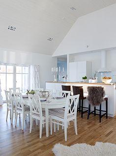 Modern Dining Room Design.