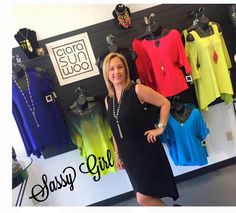 We love Clara! Clothes that fit well, feel great, travel well, and easily transition from day to evening ✈️#clarasunwoo  #fun #sassy #shopsmall #boutique #fun #sassygirl #uniqueboutique #fashion #funfashion #shopping #louisiana #affordable #sassystyle #gift #happyplace #sassygirlalexandria #friendly #servicewithasmile #giftcertificatesavailable #latesttrends #trend #trendy #makeherhappy #inlove  #fashionjewelry #love #gifts Sassy Girl 1707 Metro Drive Alexandria, La 318-787-6358