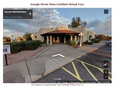 CLICK HERE to view our brand new 360 Degree Google Street View Certified Virtual Tour! Cremation Services, Virtual Tour, Arizona, Street View, Tours, Sky, Google, Heaven, Heavens