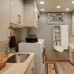 Laundry Room Ironing Board