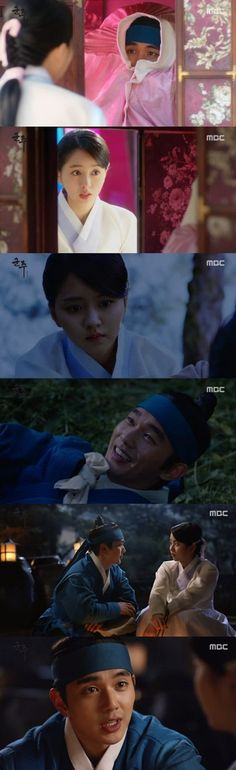 "[Spoiler] ""Ruler: Master of the Mask"" Yoo Seung-ho - Kim So-hyun"