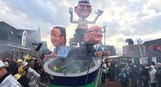 Terugkijken: Carnaval in Zwaag - NH | Noord-Holland 2016 FIFA EL CARNAVAL  - de Striphelden